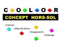 color concept hors-sol